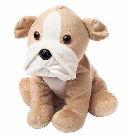Warmies Warmies - Cozy Plush Bulldog - Full Size