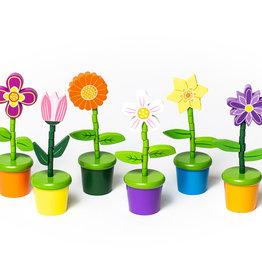 Jack Rabbit Creations Push Puppet Flower