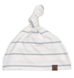 PapillonBebe Knotted Hat Stripes
