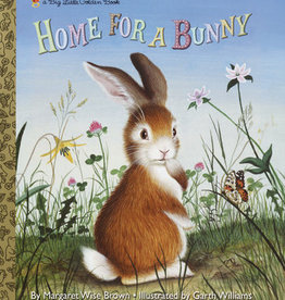 Little Golden Book - Home for a Bunny