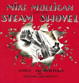 Houghton Mifflin Harcourt Mike Mulligan and His Steam Shovel - Hardcover