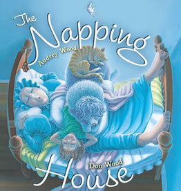 Houghton Mifflin Harcourt The Napping House w/Audio