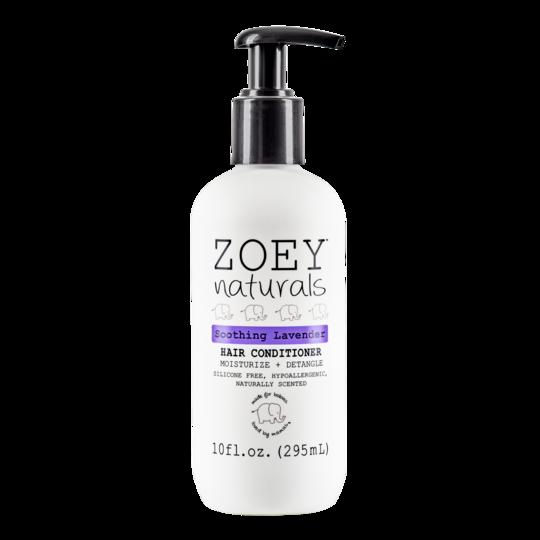 Zoey Naturals Zoey Naturals - Hair Conditioner - Lavender