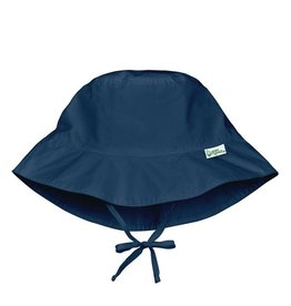 Green Sprouts Bucket Sun Protection Hat - Navy