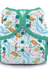 Thirsties Thirsties - Swim Diaper - Size 1 - Mermaid Lagoon