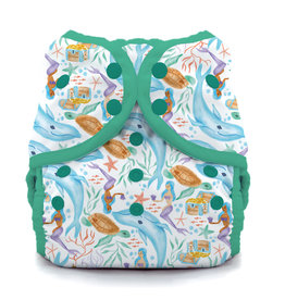 Thirsties Thirsties - Swim Diaper - Size 1 - Mermaid Lagoon