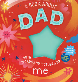 Book About Dad w/ Word and Pictures by Me