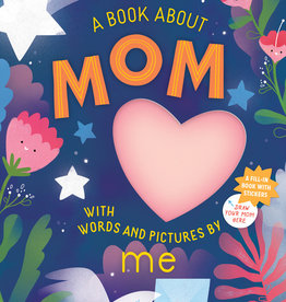 Book About Mom w/ Words and Pictures by Me