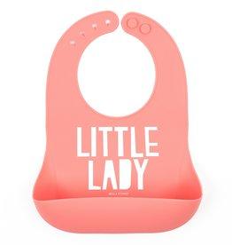 Wonder Bib - Little Lady