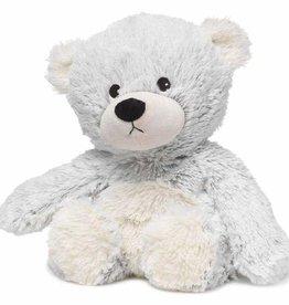 Warmies Warmies - Cozy Plush Blue Marshmallow Bear