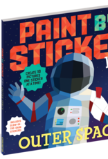 Paint By Sticker Kids: Outer Space