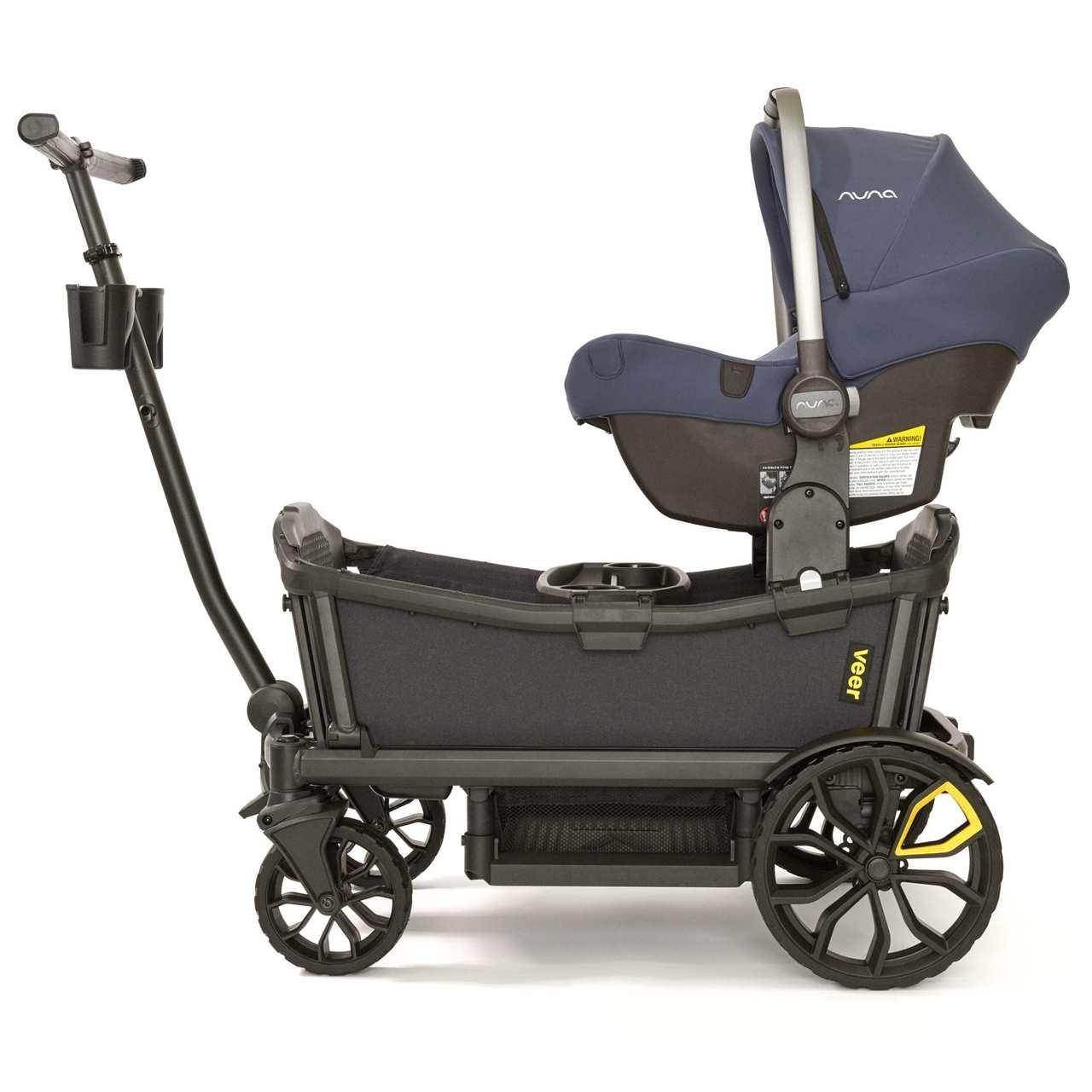 veer Veer Infant Car Seat Adapter Clek/Cybex/MaxiCosi/Nuna