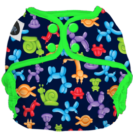 Imagine Imagine StayDry One Size Pocket Diaper - Party Animal