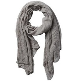 Tickled Pink Insect Shield Scarf - Dark Taupe