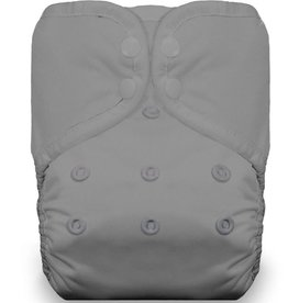 Thirsties Thirsties - One Size Pocket Diaper - Snap - Shark Fin