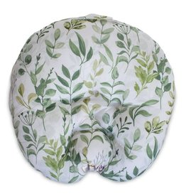 Boppy Boppy Newborn Lounger - Green Leaf