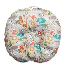 Boppy Boppy Newborn Lounger - Woodtone Jungle