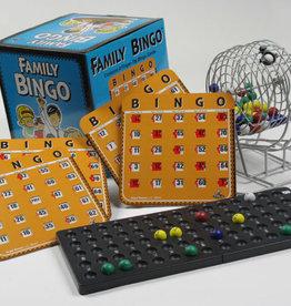 Original Toy Company Family Bingo Set