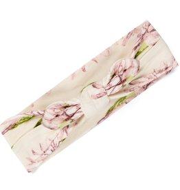 Milkbarn Milkbarn - Bamboo Headband - Water Lily