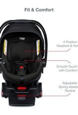 Britax Britax - B-Free & B-Safe Gen2 FlexFit+ Travel System - Clean Comfort