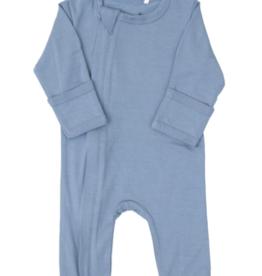Coccoli Coccoli - Modal Unionsuit - Steel Blue