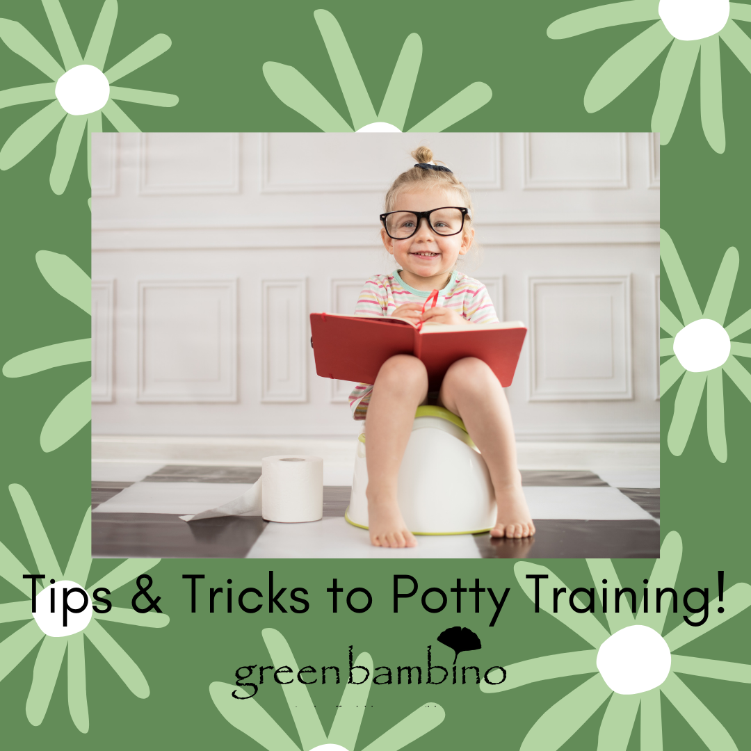 Tips & Tricks to Potty Training