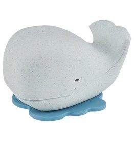 Hevea Splash 'N Squeeze Whale Bath Toy - Blue