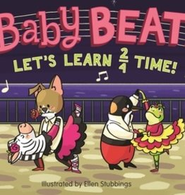 Baby Beats - Let's Learn 2/4 Time!