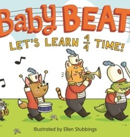 Baby Beats - Let's Learn 4/4 Time!