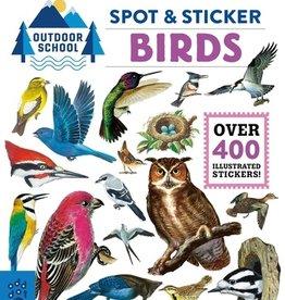 Outdoor School - Spot & Sticker  Birds