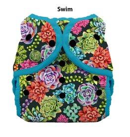 Thirsties Thirsties - Swim Diaper Size 3 - Desert Bloom