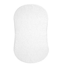 Halo Innovations Halo Bassinest Fitted Sheet 100% Cotton - Pebble