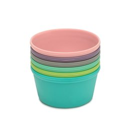 Melii Rainbow Silicone Food & Baking Cups 6pc