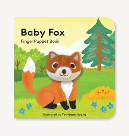 Baby Fox Finger Puppet Book