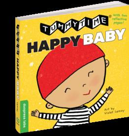 Tummy Time Happy Baby