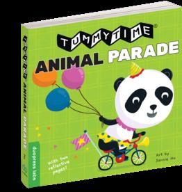 Tummy Time Animal Parade