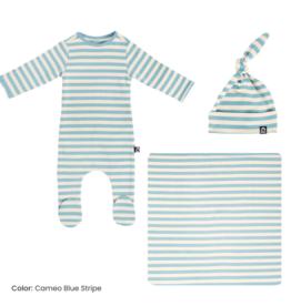 Rags RAGS Newborn Bundle Blue Stripe