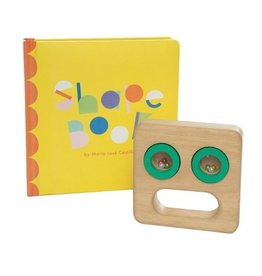 Shape Book + Musical Toy