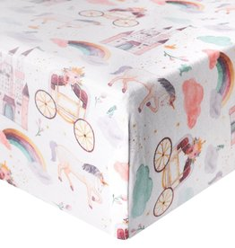 Copper Pearl - Premium Crib Sheet - Enchanted
