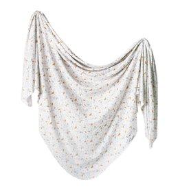 Copper Pearl Copper Pearl - Knit Swaddle Blanket - Arlo