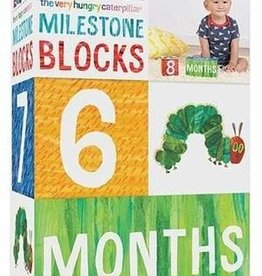 Eric Carle Milestone Blocks