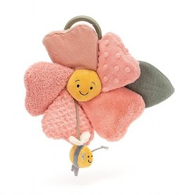 Jellycat Fleury Petunia Activity Toy