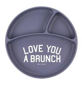 Wonder Plate - Love Brunch