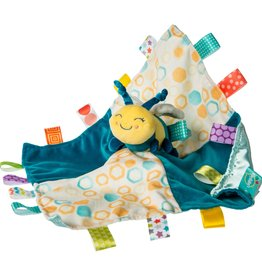 Taggies Character Blanket Fuzzy Buzzy Bee