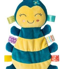 Taggies Lovey Fuzzy Buzzy Bee