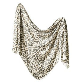 Copper Pearl Copper Pearl - Knit Swaddle Blanket - Zara