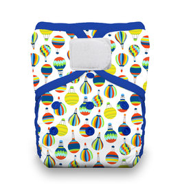 Thirsties Thirsties - One Size Pocket Diaper H&L - Up and Away