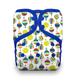 Thirsties Thirsties - One Size Pocket Diaper Snap - Up and Away