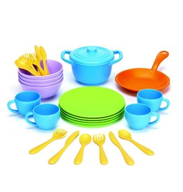 Green Toys Green Toys - Cookware & Dining Set