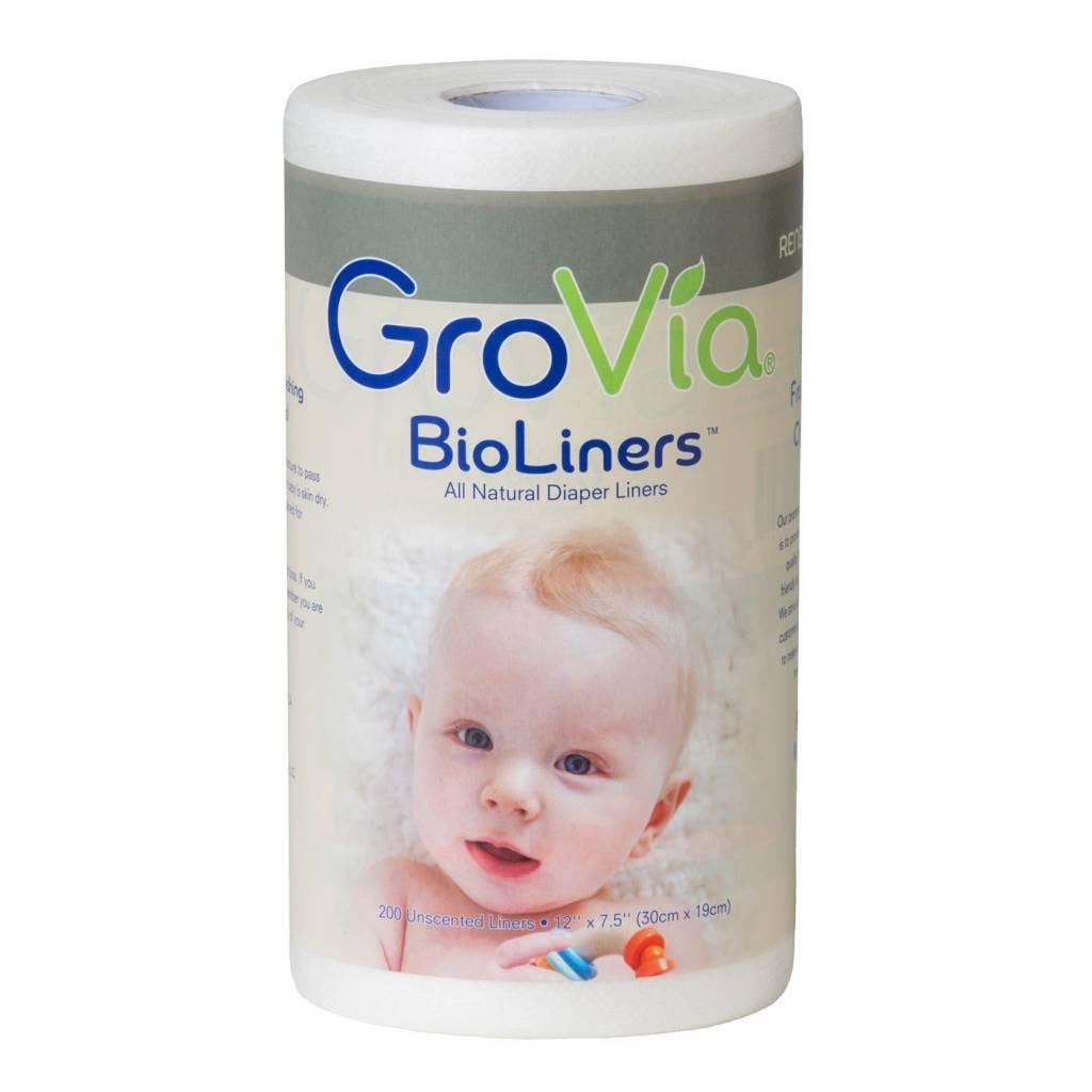 GroVia GroVia - Disposable BioLiners